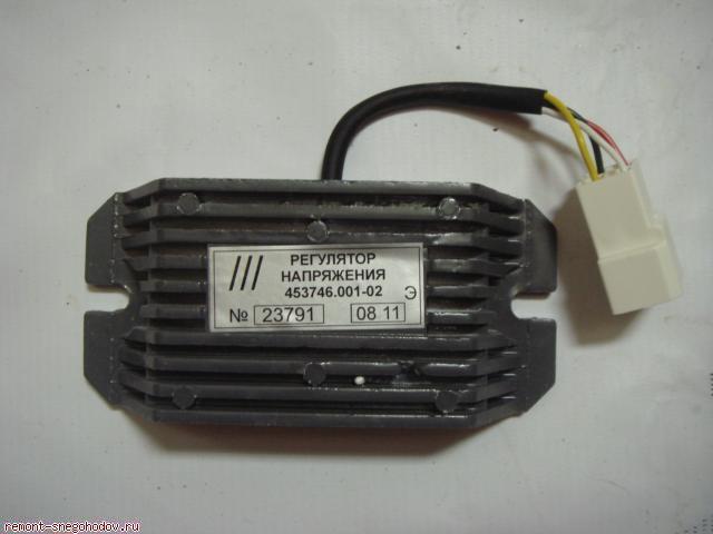 Ремонт снегоходов Буран, Тайга.  (495) 649-2138 Запчасти Тайга Электрооборудование Регулятор напряжения - 1200 руб.